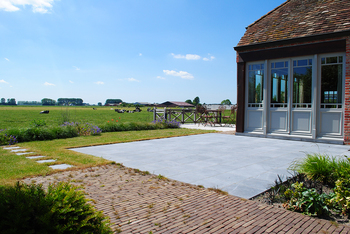 TuinOntwerpBureau De Keyser - Realisaties - Landschappelijke tuin met weidse zichten - Sint Jan in Eremo