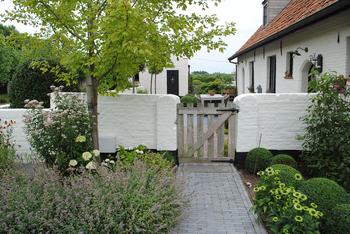 TuinOntwerpBureau De Keyser - Realisaties - Landschapstuin met zwemvijver - Knokke