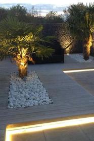 TuinOntwerpBureau De Keyser - Realisaties -Moderne loungetuin - Maria Aalter