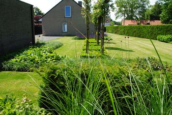 TuinOntwerpBureau De Keyser - Realisaties -Tijdloze tuin - Eeklo